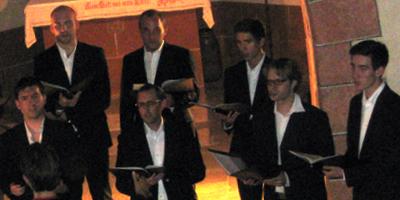 Geistliches Chorkonzert in Neuhausen