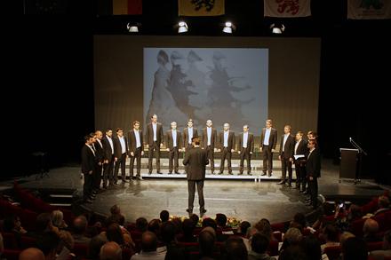 CalvVoci erfolgreich beim Internationalen Chorwettbewerb in Belgien