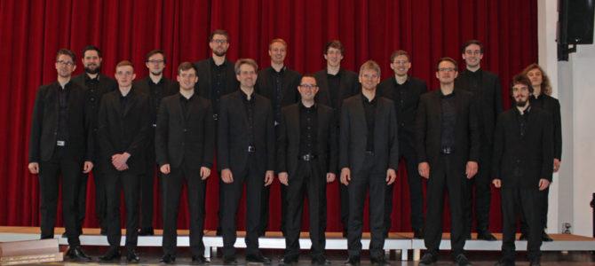 CalvVoci auf Landesebene erfolgreich – Weiterleitung zum Deutschen Chorwettbewerb nach Freiburg